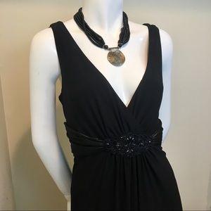 Jones Wear Black Cocktail Dress size 16